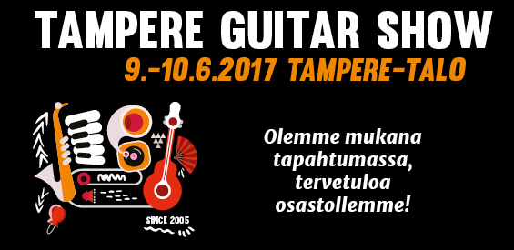 Tampere Guitar Show 2017